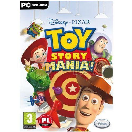 Toy Story Mania, wersja językowa gry: [polska]