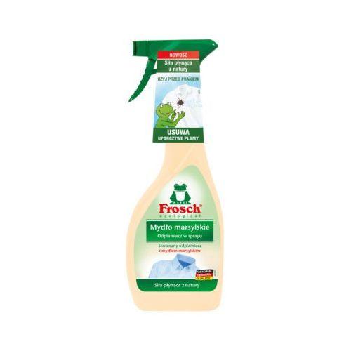 Werner&mertz Frosch 500ml ecological mydło marsylskie odplamiacz w sprayu