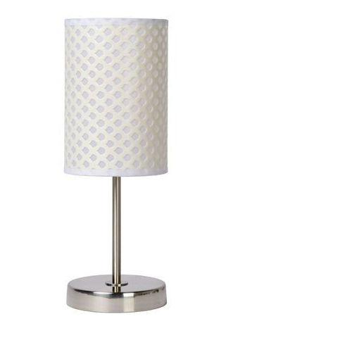 Moda - lampa stojąca biały wys.37cm marki Lucide