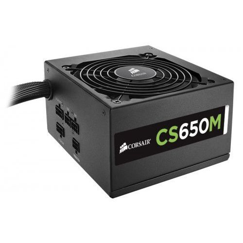 Corsair  cs series 650w modular 80+ gold