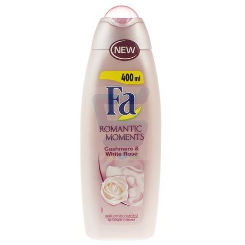 Fa  romantic moments żel pod prysznic caschmere & white rose 400 ml (9000100834162)