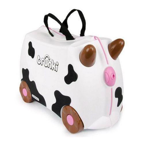 Jeżdżąca walizeczka trunki krowa frieda + darmowy transport! marki Trunki - walizeczki i akcesoria