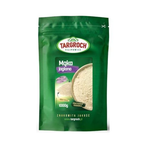 TARGROCH 1kg Mąka jaglana z kaszy jaglanej