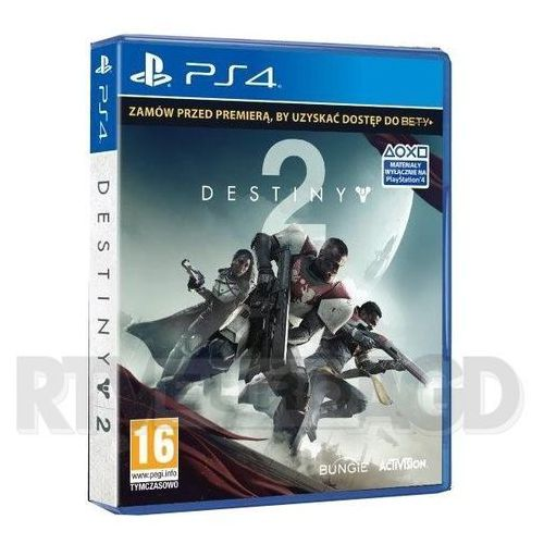 OKAZJA - Destiny 2 (PS4)
