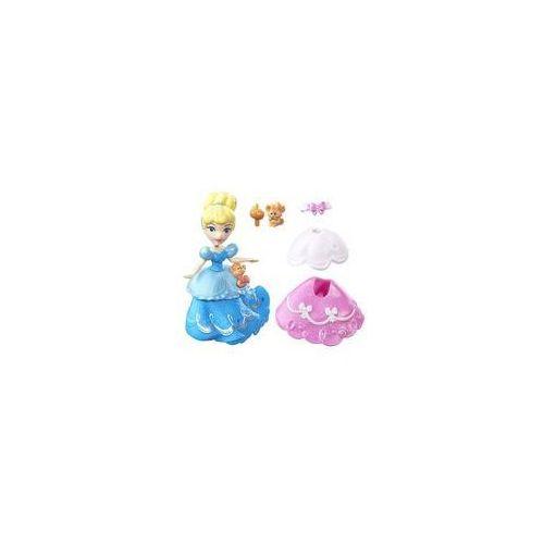 Mini Księżniczka z sukienką Disney Princess Hasbro (Kopciuszek), B7158 B5327