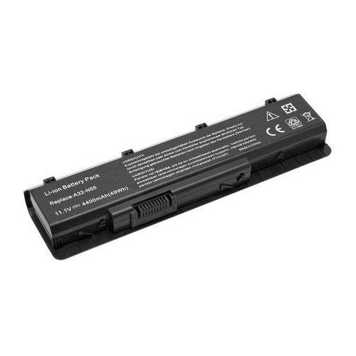 Akumulator / bateria replacement asus n45, n55, n75 marki Oem