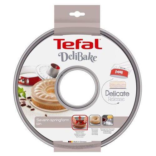 Tefal DeliBake (rozkładana forma okrągła z otworem 28cm) (3168430276543)