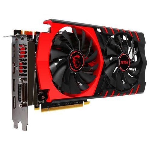 MSI GeForce CUDA GTX950 GAMING 2GB DDR5 PCI-E 128BIT 2DVI/HDMI/DP