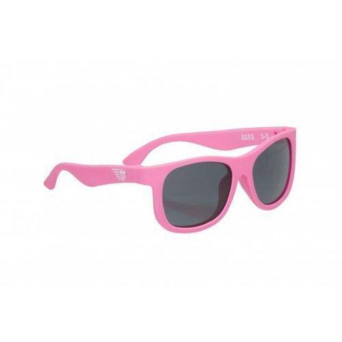 Babiators navigator okulary przeciwsłoneczne dla dzieci (3-5) think pink