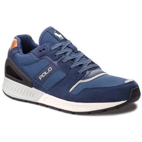 Sneakersy POLO RALPH LAUREN - Train100 809669838005 Indigo/Newport Navy, kolor niebieski