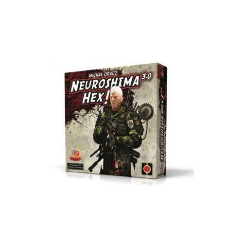 Neuroshima hex 3.0. gra planszowa. edycja angielska marki Portal