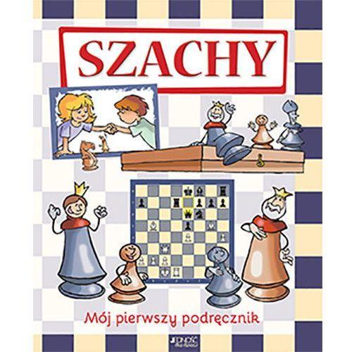 Szachy Mój pierwszy podręcznik - Praca zbiorowa (160 str.)