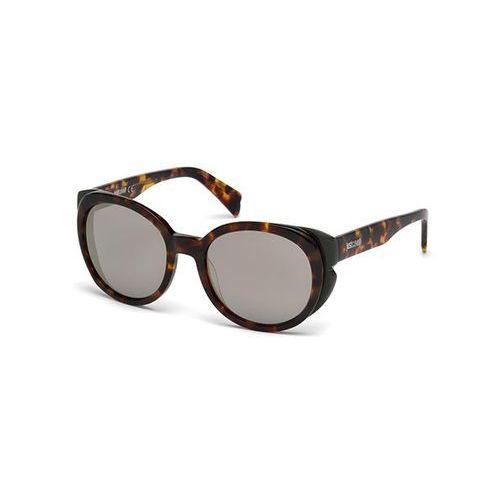 Just cavalli Okulary słoneczne jc 756s 53c