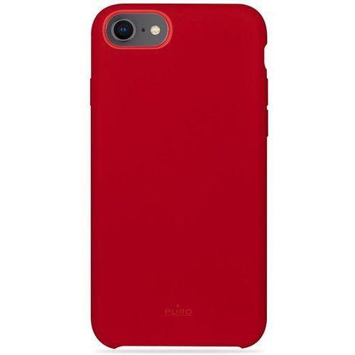 PURO ICON Cover - Etui iPhone 8 / 7 / 6s / 6 (czerwony) Limited edition, IPC747CICONRED