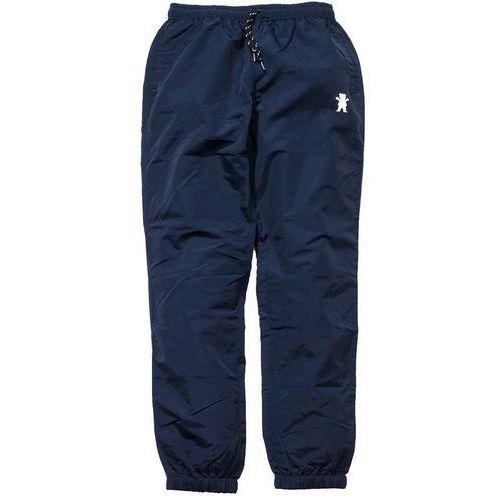 Spodnie - heritage warm-up nvy (nvy) rozmiar: xl marki Grizzly