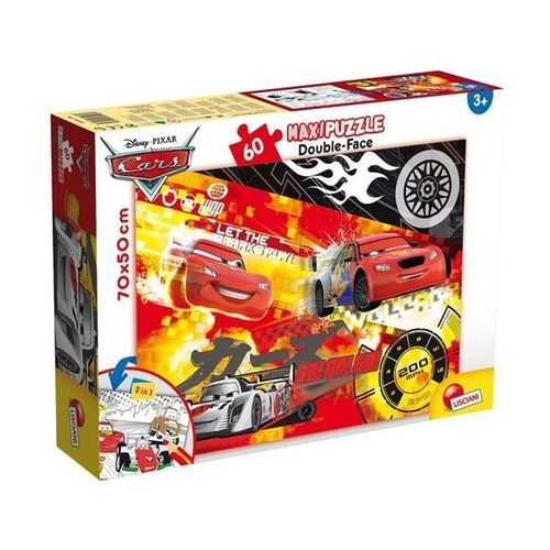 Dante Lisciani, puzzle dwustronne maxi auta (8008324048236)