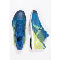adidas Performance ENERGY VOLLEY BOOST 2.0 Obuwie do siatkówki blue/matte silver/semi solar slime, rozmiar od 40 do 48, niebieski