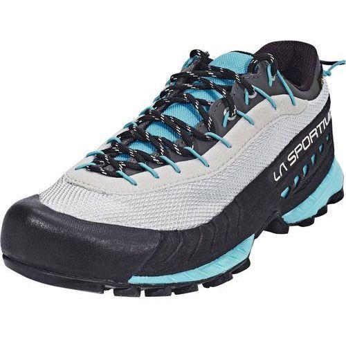 La Sportiva TX3 GTX Buty Kobiety szary/niebieski 39,5 2019 Buty podejściowe