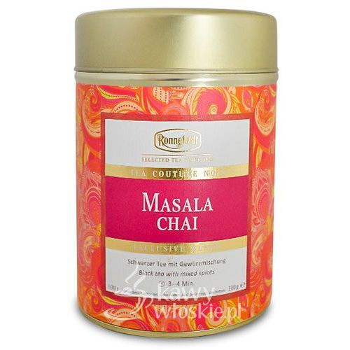 Czarna herbata Ronnefeldt Couture Masala Chai 100g z kategorii Czarna herbata