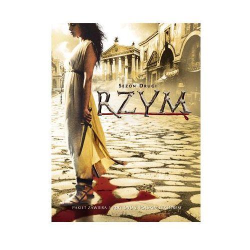 Rzym, sezon 2 (5xDVD) - Różni reżyserzy (7321909165618)