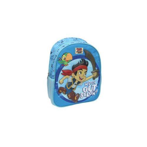 Plecak dziecięcy 3D Kapitan Jake - MST Toys (3850289085758)
