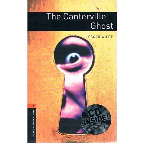 The Canterville Ghost + CD The Oxford Bookworms Library Stage 2 (700 Headwords) (9780194790154)