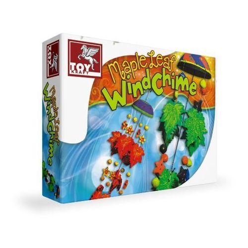 Toy kraft Dzwonki wietrzne - liście klonu