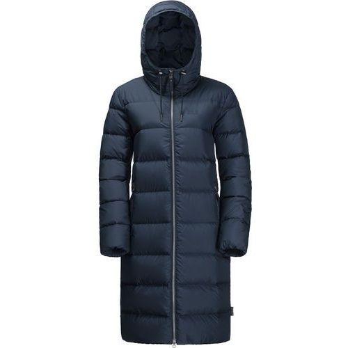 Jack wolfskin crystal palace kurtka kobiety niebieski m 2018 kurtki zimowe i kurtki parki