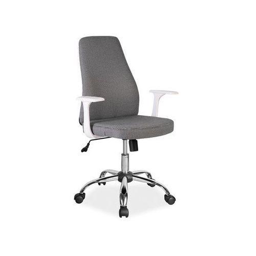 Fotel biurowy Q-139 - Pepitka - Szkolna Promocja!
