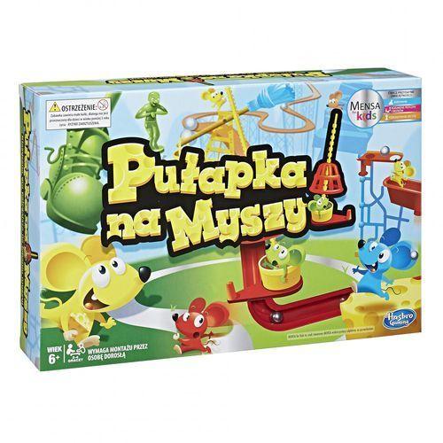 Gra Pułapka na myszy - Hasbro, 1_602017