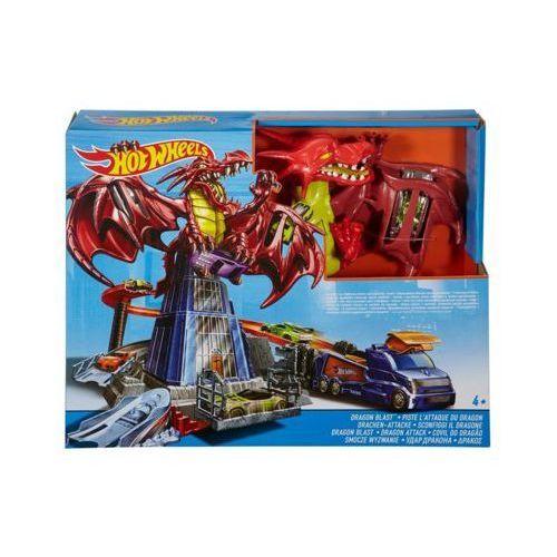 Mattel Hot Wheels Smocze wyzwanie Zestaw DWL04