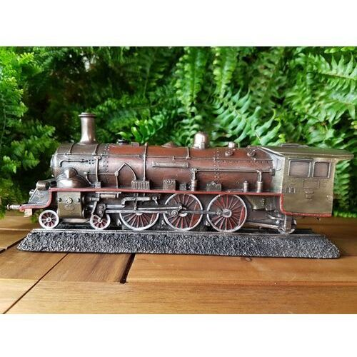 Lokomotywa - pociąg parowy steampunk (wu76438a4) marki Veronese