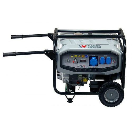 Agregat prądotwórczy, generator WACKER NEUSON MG7, 875
