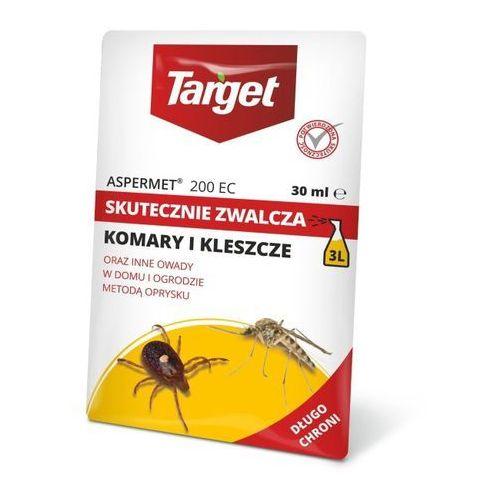 Target Preparat aspermet zwalcza komary i kleszcze 30 ml (5901875008298)