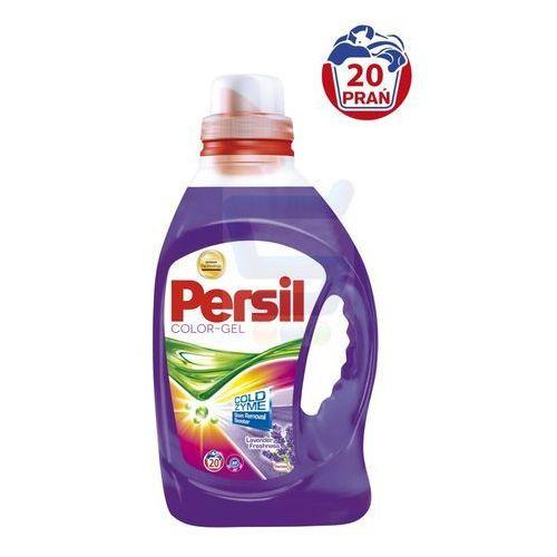 Persil 1,46l expert color płyn do prania tkanin kolorowych lawendowy (20 prań) marki Henkel