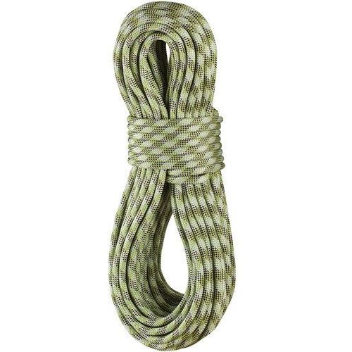 Edelrid Cobra Lina wspinaczkowa 10,3mm 60m zielony/biały 2018 Liny pojedyncze