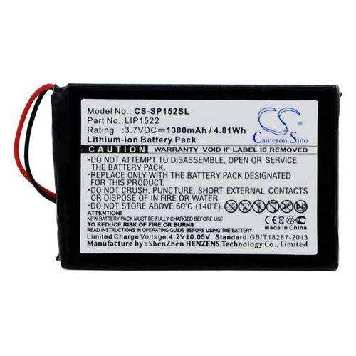 Cameron sino Sony dualshock 4 wireless controller / lip1522 1300mah 4.81wh li-ion 3.7v ()