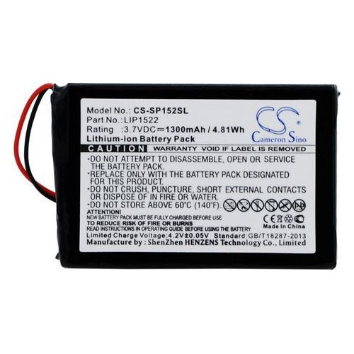 Sony dualshock 4 wireless controller / lip1522 1300mah 4.81wh li-ion 3.7v (), marki Cameron sino