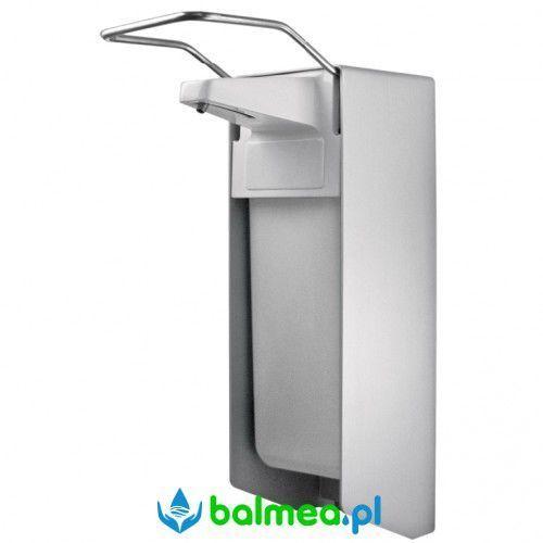 Faneco Dozownik płynów dezynfekcyjnych i mydła w płynie łokciowy med 1l (5901764291787)