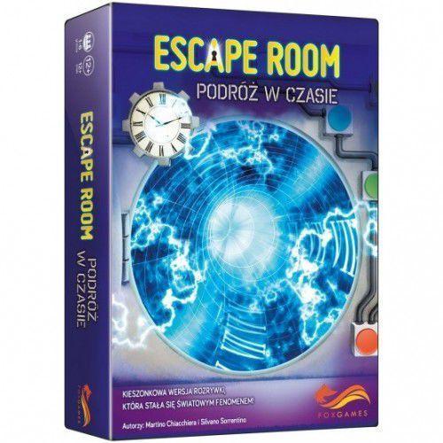 Gra - Escape Room. Podróż w czasie (5907078169385)