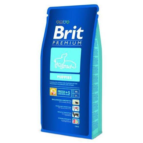 Brit Premium Puppies, 15kg, kup u jednego z partnerów