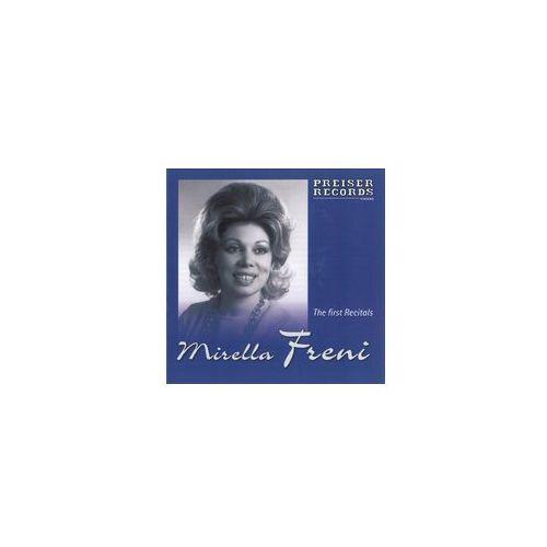 First Recitals 1959 / 1961 z kategorii Muzyka klasyczna - pozostałe