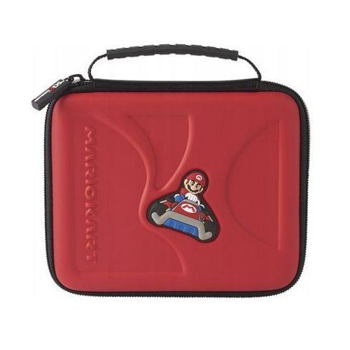 Etui BIG BEN Mario Kart Czerwone do Nintendo 2DS/2DS XL/3DS XL