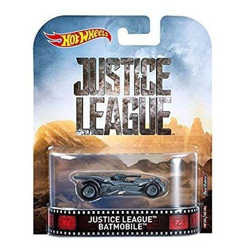 Samochód hot wheels - liga sprawiedliwości batmobil marki Sambro