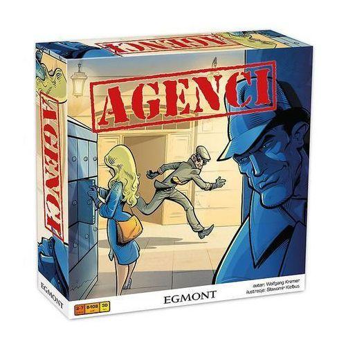 Gra - Agenci (5908215004538). Najniższe ceny, najlepsze promocje w sklepach, opinie.