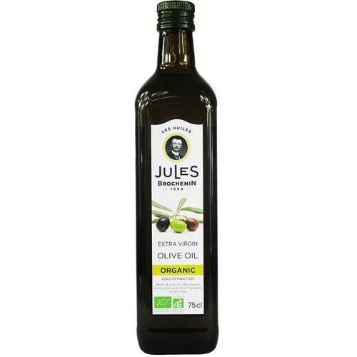 Jules brochenin : oliwa z oliwek extra virgin bio - 750 ml (3375190011011)