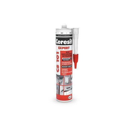 Ceresit Klej uszczelniacz 280 ml biały (4015000429948)