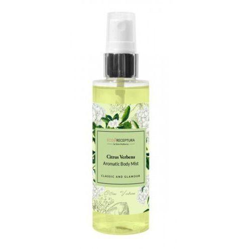 Stara mydlarnia Eco receptura citrus verbena - mgiełka perfumowana 100 ml