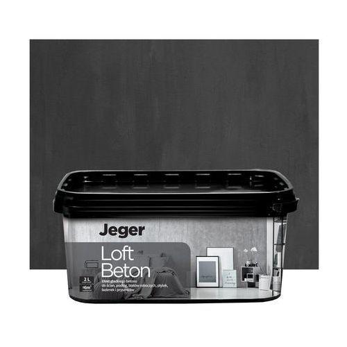 Jeger Efekt dekoracyjny loft beton 2 l kolor nr 5 efekt betonu (5902166630211)