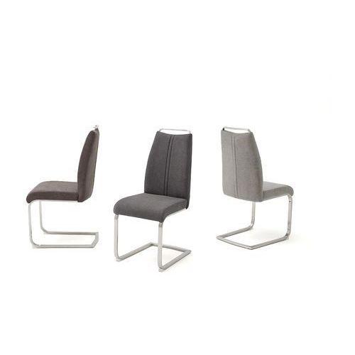Krzesło JULIA A tkanina bogata kolorystyka 44/61/102 cm
